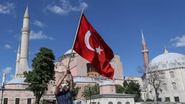 МИД РФ назвал превращение Святой Софии в мечеть внутренним делом Турции