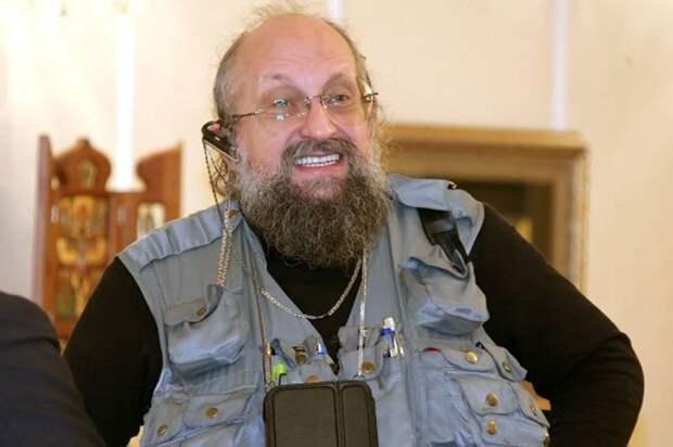Вассерман оценил идею Жириновского перекрыть Днепр