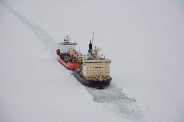 Турецкая пресса: Конкуренция России и Америки в Арктике набирает силу