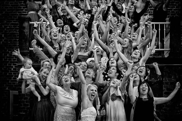 Победители конкурса свадебной фотографии MyWed Award 2017.