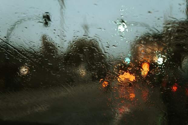 Конец недели в Крыму будет дождливым