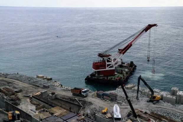 В мае будут подписаны первые контракты на реконструкцию очистных на побережье Крыма