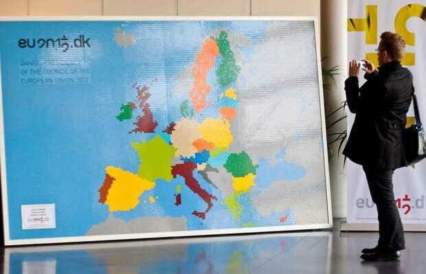 Германии и Франции остаётся разрушить ЕС, чтобы выжить в новом мире