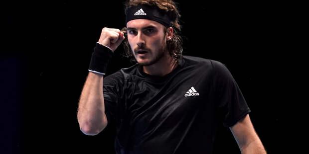 Циципас стал первым финалистом теннисного турнира в Монте-Карло