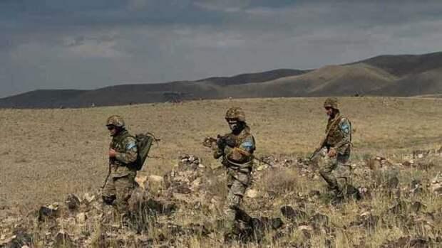 Группа ВС Азербайджана в Карабахе попыталась изменить позиции