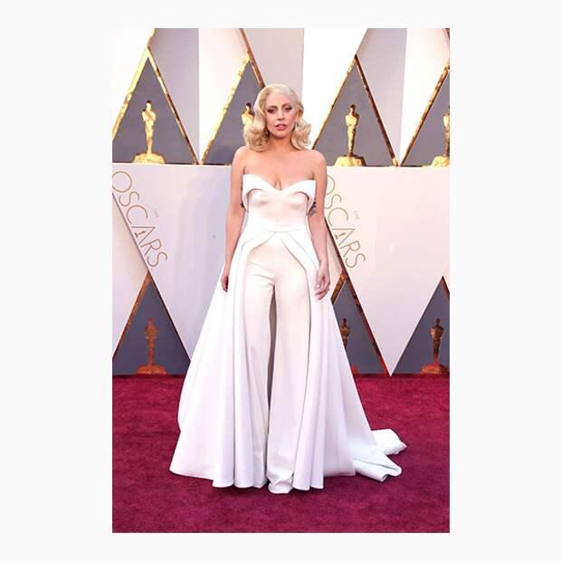 Леди Гага на церемонии «Оскар»-2016