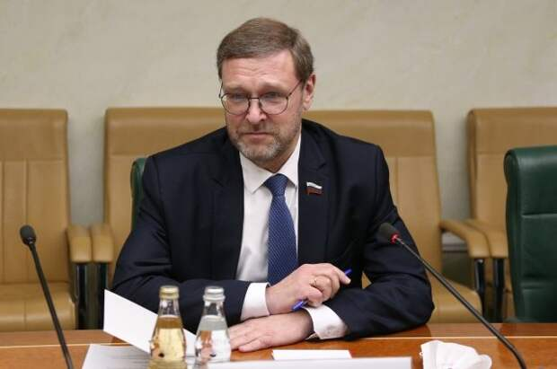 Косачев раскритиковал предложение Зеленского о новом формате переговоров