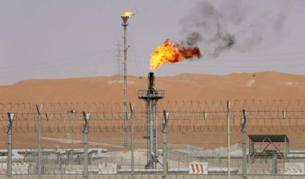 Два месторождения нефти игаза нашла Saudi Aramco
