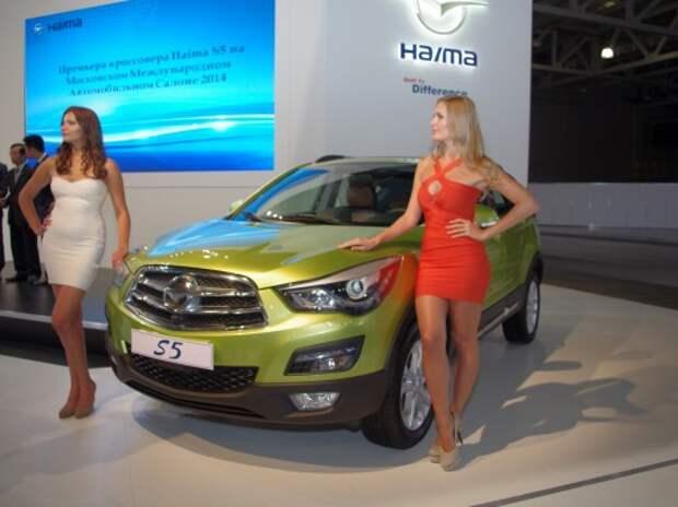 Haima S5: кроссовер с турбонаддувом идет ва-банк