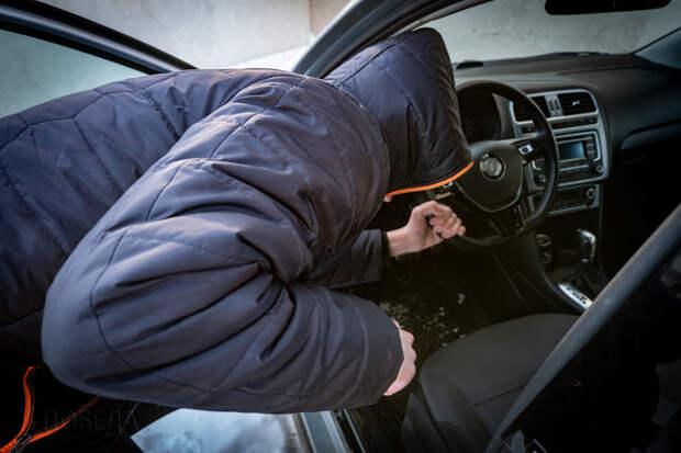 Полицейские из Бежецка раскрыли угон автомобиля