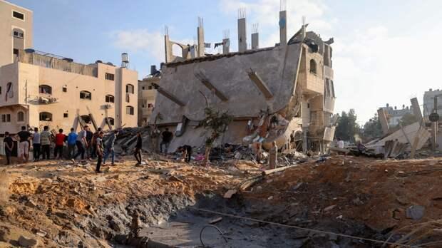 В ХАМАС заявили о готовности к возможной наземной операции Израиля в секторе Газа