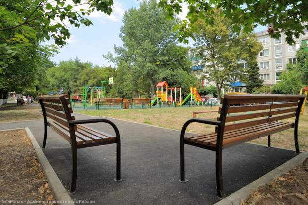 В посёлке Приокский в Рязани появится новый парк