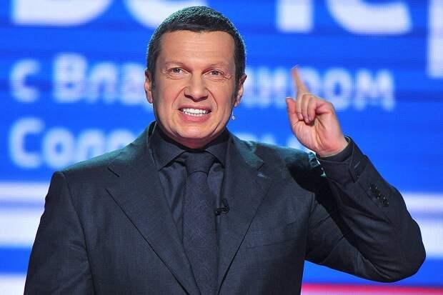 Соловьев призвал ввести жесткие санкции против Латвии и Чехии