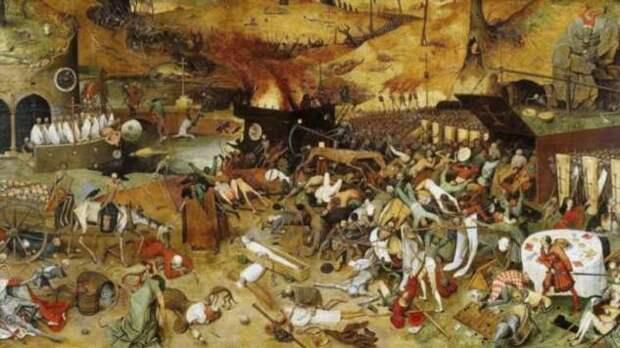 Соблюдалась ли социальная дистанция во время чумы?