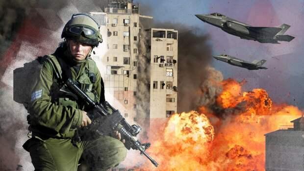 Конфликт в Израиле: Правительство потеряло контроль над ситуацией