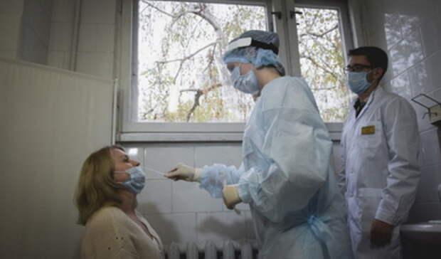 Российские ученные выявили 18 мутаций коронавируса уодного пациента