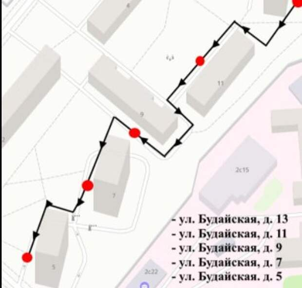 Традиционный обход территории пройдет в Ростокине 15 мая