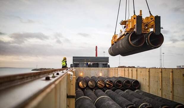 Axios: США решили повременить свведением санкций против Nord Stream 2 AG