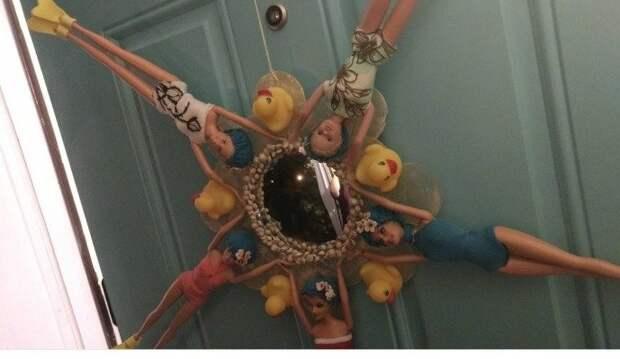 Барби - синхронистки необычные вкусы, отцы и дети, родители, родительский дом, смешно, странные вещи, что это такое: загадочные предметы, юмор