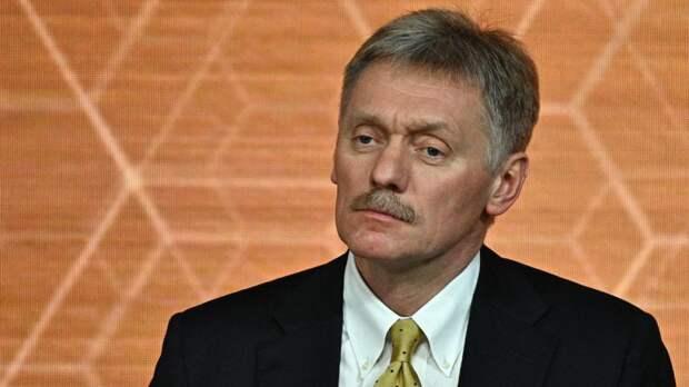 Песков заявил о серьезной работе над оборотом оружия в России
