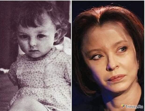 Детские фотографии актеров СССР (71 фото)