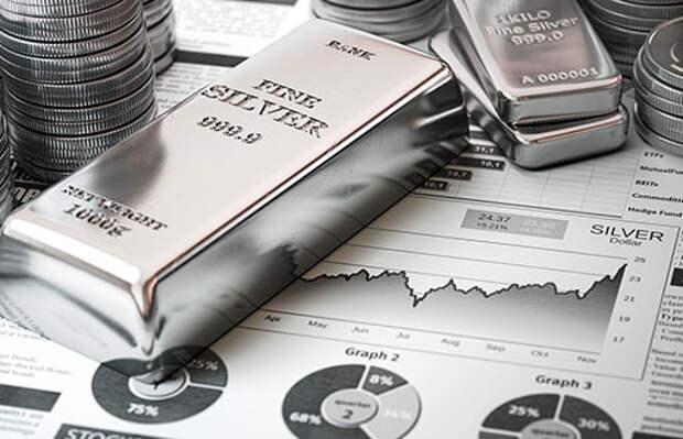 Серебро остается в стороне от концепции «зеленых» инвестиций