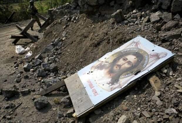 Какой крест на раскольниках украинского православия?