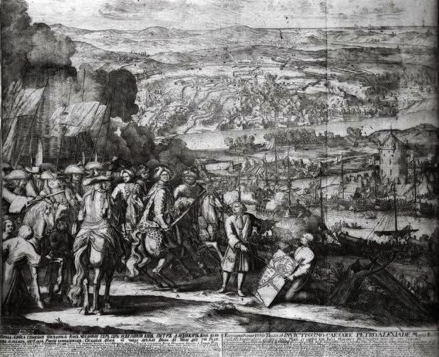 История русской гравюры