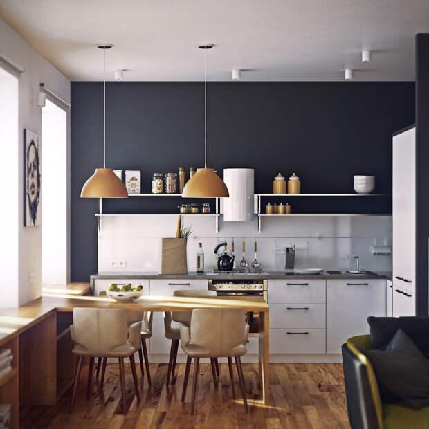 12 идей, как обновить интерьер кухни