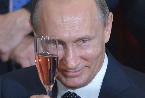 Похоже Путин меня сделал…