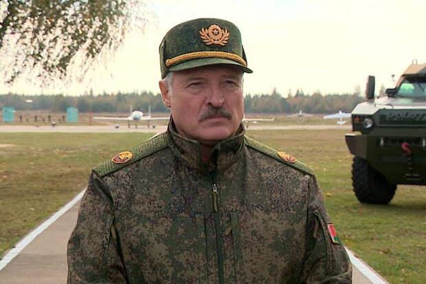 О глупейшей подставе Александра Лукашенко
