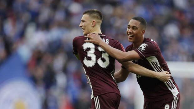 «Лестер» победил «Челси» и впервые завоевал Кубок Англии по футболу