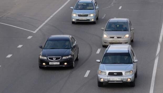 Идеальные водители впервые получили награды в Подмосковье