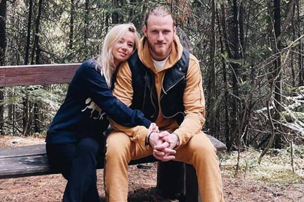 Бывший муж Пелагеи Иван Телегин проводит отпуск с невестой Марией Гончар