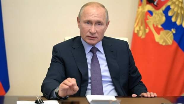 Конаныхин поддержал Путина в стремлении «не бить горшки» с США в космосе