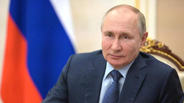 Путин заявил о важном взаимовлиянии российской и немецкой культур
