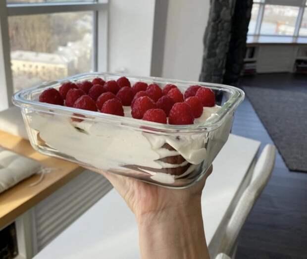 Русский Тирамису рецепт торта без выпечки