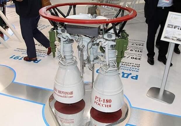 США планируют отказаться от использования российских ракетных двигателей РД-180