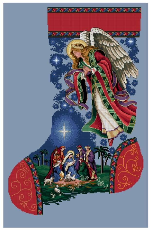 Сапог Рождество