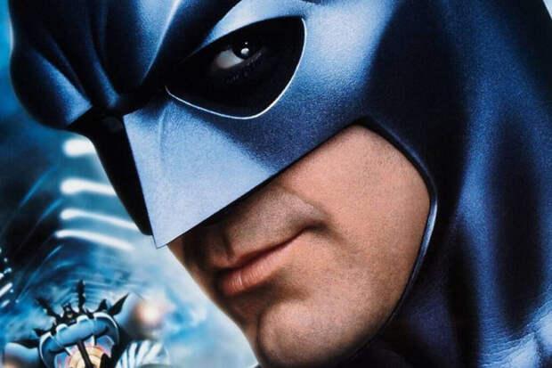 Джордж Клуни признался в провале роли Бэтмена