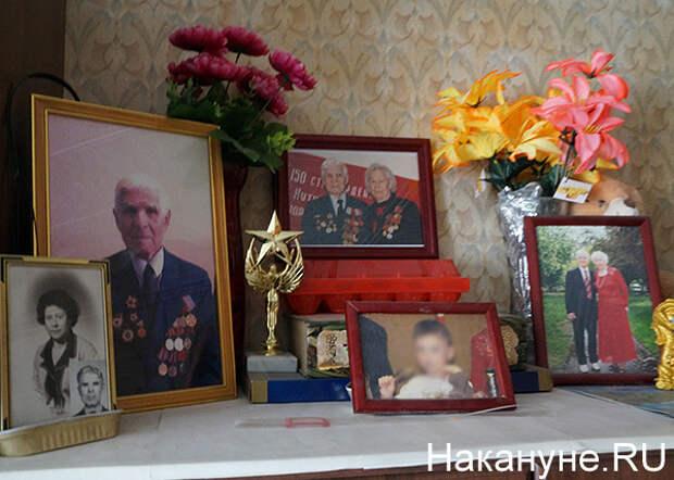 Виктор Иванович Корзунин, Аида Ивановна Намятова(2019)|Фото: Накануне.RU