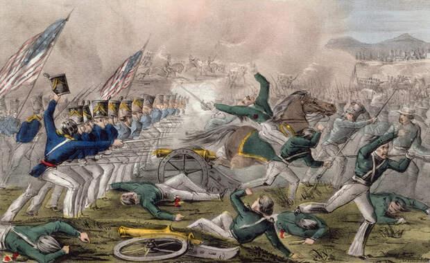 «Характерный пример американской экспансии»: как больше половины территории Мексики в XIX веке перешло под контроль США