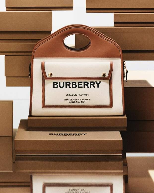 Как Burberry выходит из кризиса, вызванного пандемией