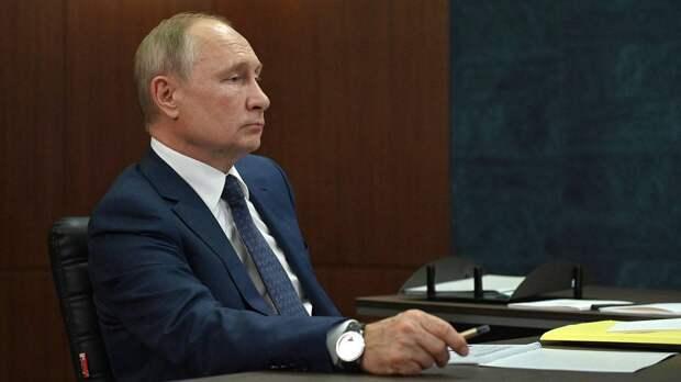 Путин обозначил главную проблему центральных регионов России