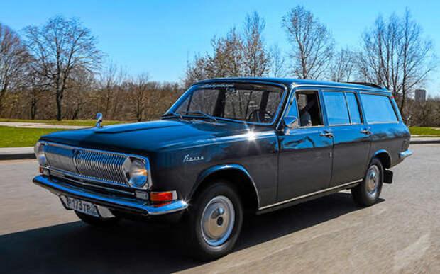 Самый желанный автомобиль в СССР: тест недоступной Волги