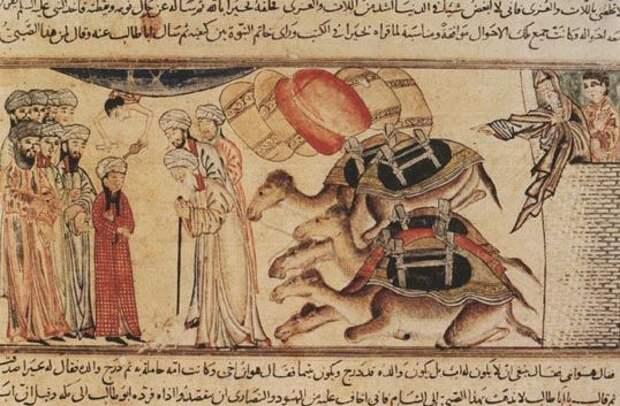 Мухаммед в представлении христиан в средние века