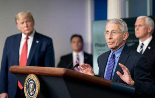 Минздрав США изменял сводки по COVID-19 для соответствия заявлениям Трампа - Cursorinfo: главные новости Израиля