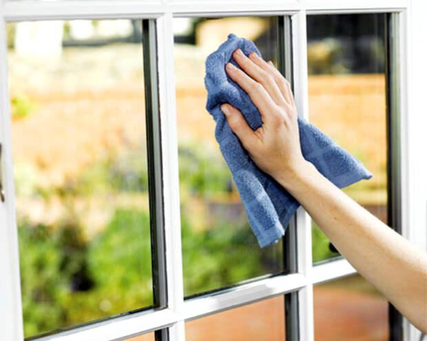 Специальный РАСТВОР для сохранения чистоты окон!