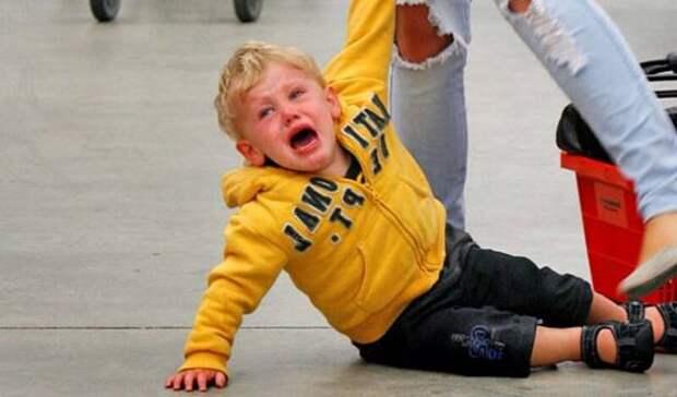 Без права на ошибку: кто виноват в детских истериках