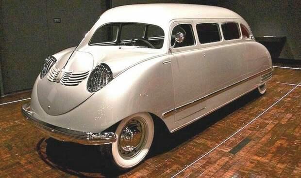 Scarab в Музее декоративного искусства в Нэшвилле среди пяти лучших автомобилей мира. Фото 2013 года авто, автомобили, атодизайн, дизайн, интересный автомобили, олдтаймер, ретро авто, фургон